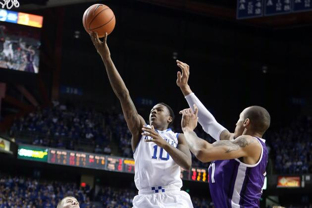 Kentucky Basketball 2012-13: Archie Goodwin Needs to Do More Than Score