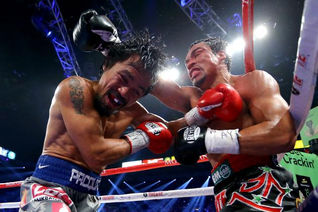 Manny Pacquiao vs. Juan Manuel Marquez: 5th Fight Would Give Rivalry Closure