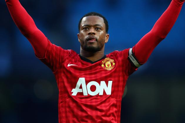 Evra: Van Persie Is Perfect for Manchester United
