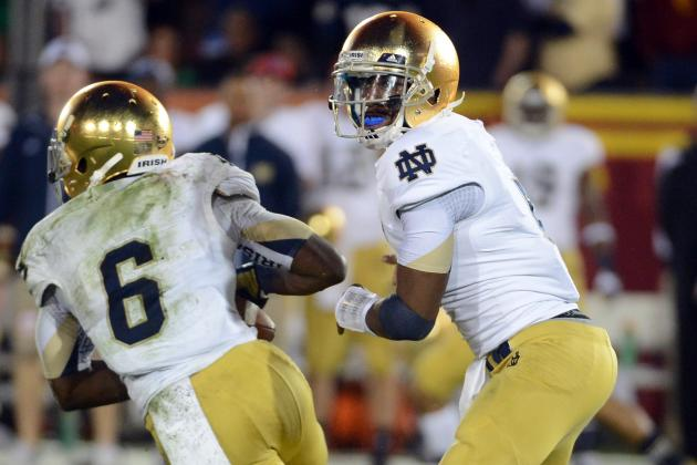 Notre Dame Football: Adding Players Names to Jerseys for Title Game Is Wise Move