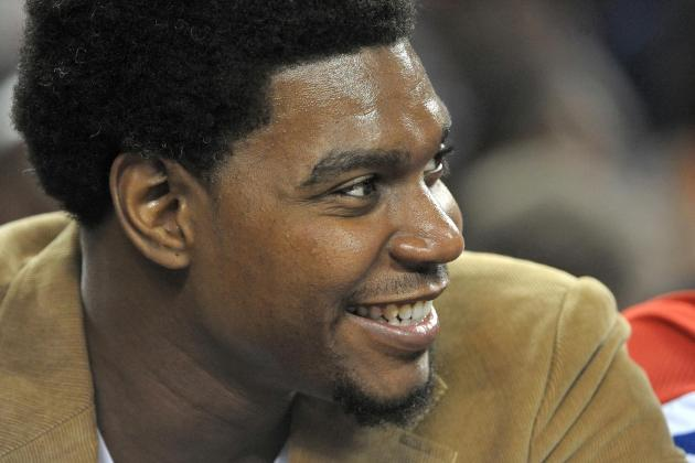 Andrew Bynum Says He Expects to Play This Year but Right Now Feels Pain Walking