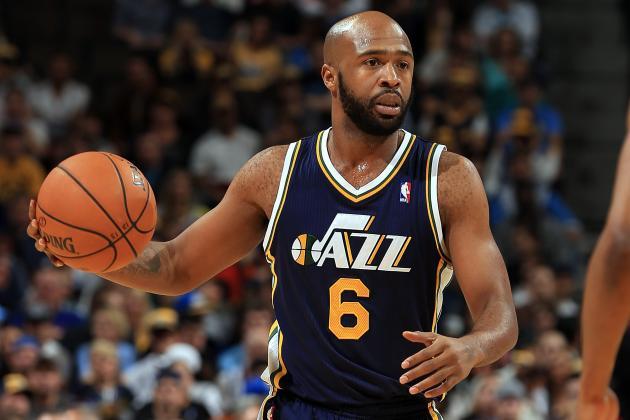 Utah Jazz: Jamaal Tinsley Back to Backup