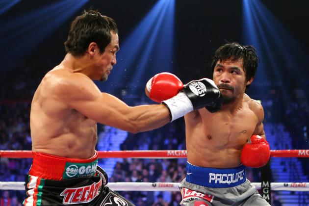 Pacquiao vs. Marquez 2012: How Loss Has Cemented Pac-Man's Legacy