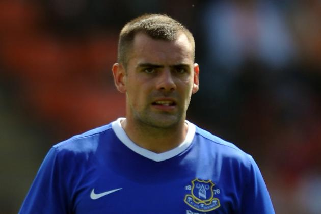 Darron Gibson's Return Has Given Everton an Edge, Says Phil Jagielka