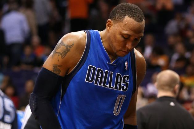 Shawn Marion out Tonight vs. Kings Due to Groin Injury