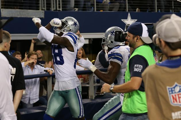 Dez Bryant Injury Spells Doom for Cowboys, End of Any Playoff Hopes