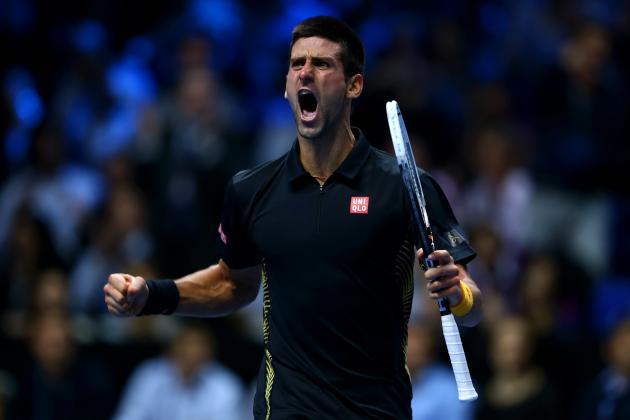 Novak Djokovic Means Business When It Comes to Donkey Cheese