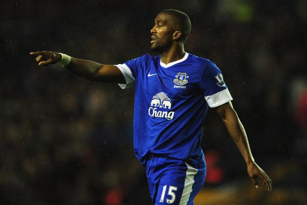 Distin Keeping His Feet on the Ground