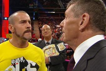 WWE Monday Night Raw Preview: Will CM Punk Be Stripped of the WWE Championship?