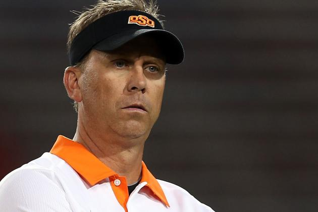 How Todd Monken Leaving for Southern Miss Affects the Oklahoma State QBs