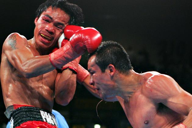 Marquez Admits Concern After Knocking out Pacquiao