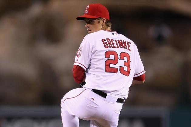 Zack Greinke Can Become Free Agent Halfway Through His Contract