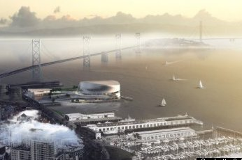 Proposed Warriors Arena Faces An Unexpected Enemy