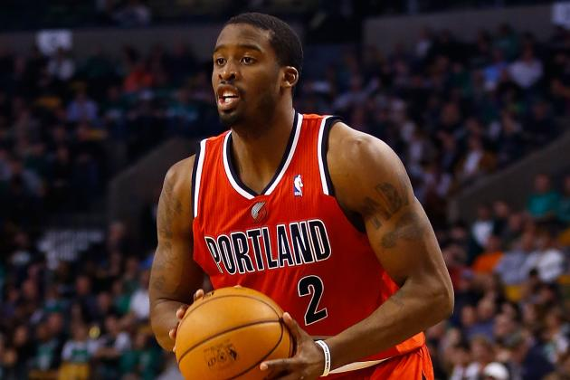 Wesley Matthews out Tonight vs. Raptors