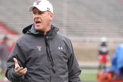 Texas Tech Tabs OL Coach Chris Thomsen to Fill in for Departed Tuberville