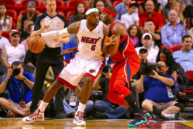 Atlanta Hawks vs. Miami Heat: Live Score, Results and Game Highlights