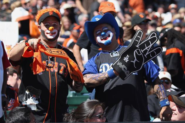 San Francisco Giants vs. Los Angeles Dodgers: A Tale of 2 Philosophies