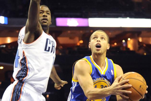 Fowler: Curry Makes the Most of Charlotte Homecoming