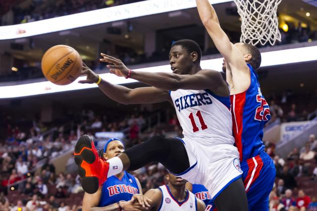 Pistons Let Another Close Game Slip Away in 104-97 Loss to Philadelphia 76ers