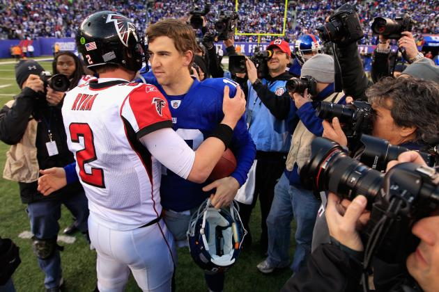 Falcons vs. Giants: Confidence, Not Playoff Seeding, on the Line for Atlanta