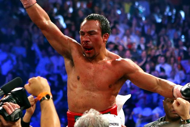 Juan Manuel Marquez Says Retirement Is Tempting
