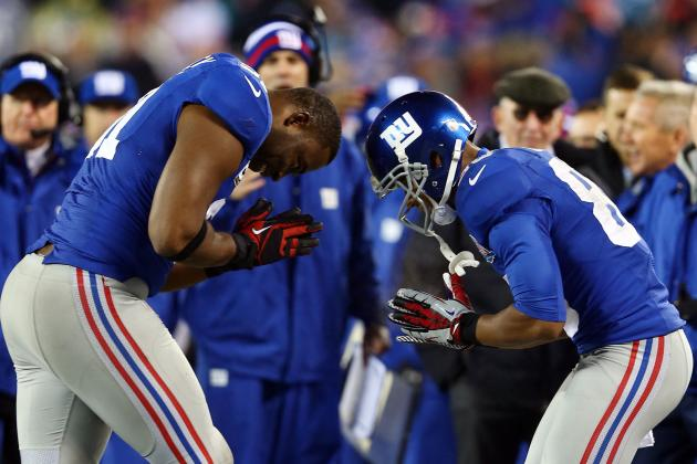 How Safe is New York Giants' NFC East Division Lead Down 2012 Home Stretch?