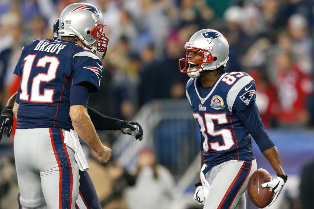 New England Patriots Prove They Are Team to Beat in AFC with Thumping of Texans