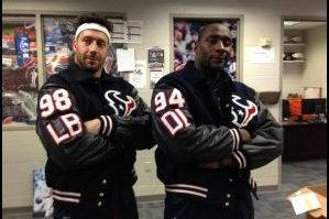 Put Away the Letterman Jackets, Texans Look Like Freshmen on Monday Night