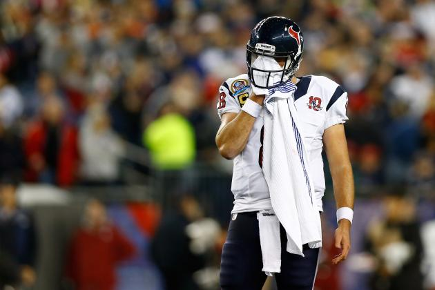 Houston Texans: Monday Night Beatdown Shows Texans Are Not Super Bowl Contenders