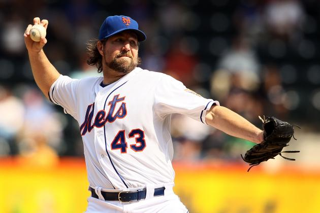 MLB Trade Rumors: How R.A. Dickey to the Toronto Blue Jays Would Impact the AL