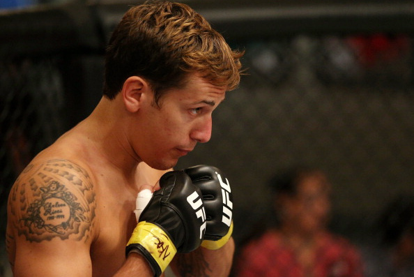 The Ultimate Fighter 16 Finalist Mike Ricci Didn't Enjoy the TUF House One Bit