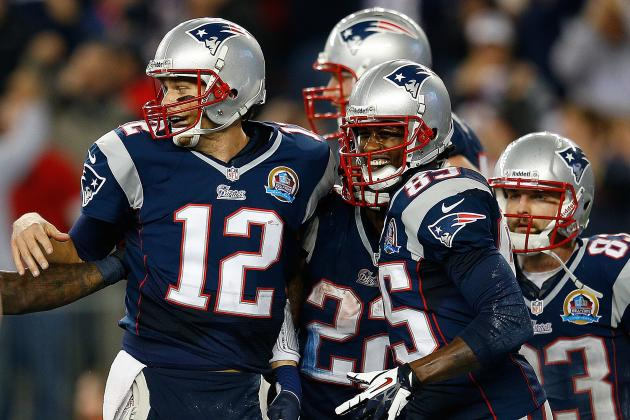 Texans vs. Patriots: Handing Out Game Balls for New England's Impressive Win