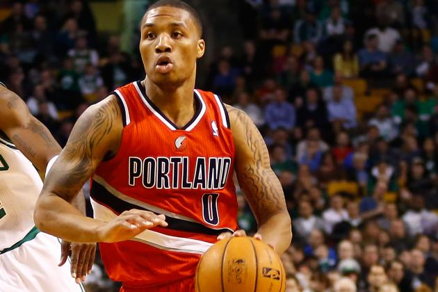 Portland Trail Blazers' Damian Lillard 'Doesn't Play Like a Rookie'