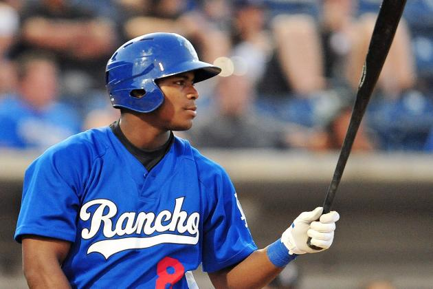 Los Angeles Dodgers Prospects Who Could Make the Roster in 2013