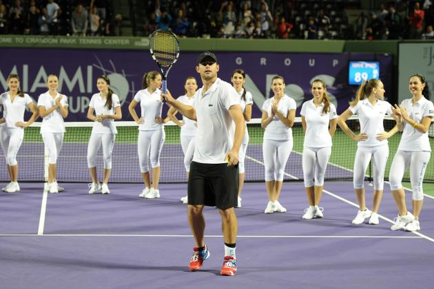 Debriefing the Top 5 Defining Events of Men's Tennis in 2012