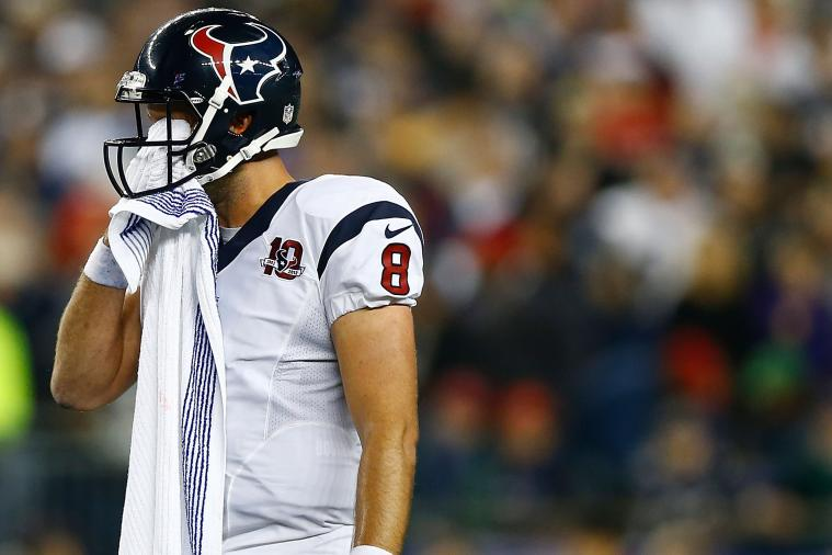 Houston Texans or Atlanta Falcons: Which Conference Leader Is a Bigger Fraud?