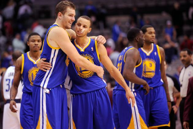 Could the Golden State Warriors Actually Win the Pacific Division?
