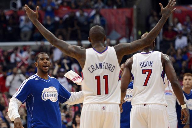 Updated LA Clippers Championship Odds After NBA Season's First Quarter