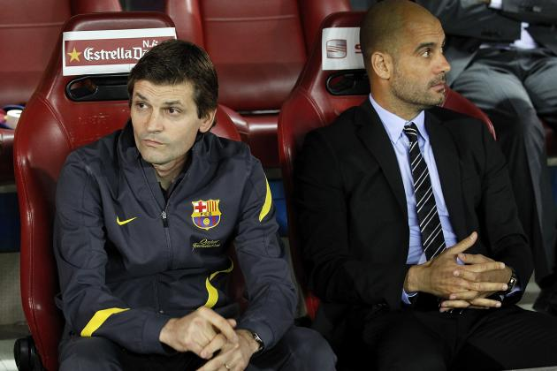 Barcelona: Can Tito Vilanova Be Better Than Pep Guardiola for Barca?