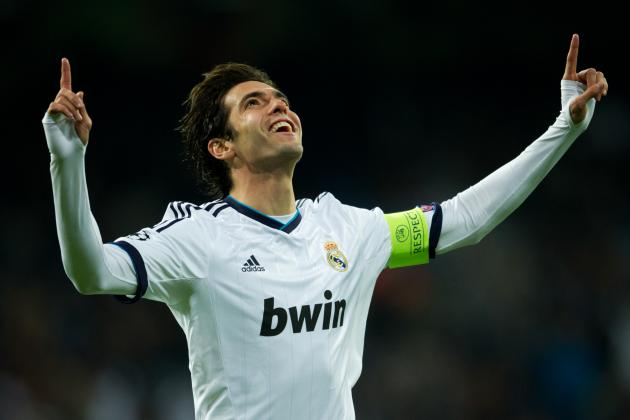 Galatasaray Renew Kaka Interest