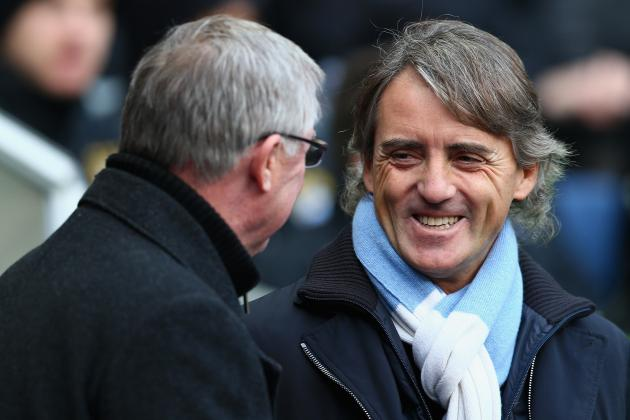 Manchester City Are 'much Better' Than United, Insists Roberto Mancini