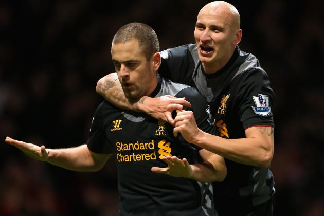 Jonjo Shelvey Acquitted Himself Well in the Absence of Luis Suarez