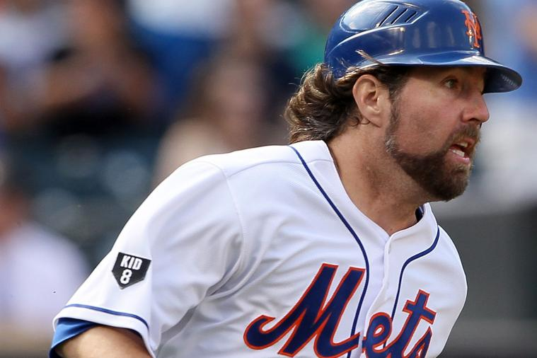Mets Pitching to Keep National League Cy Young Winner R.A. Dickey