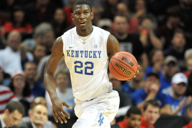 NBA Draft 2013: Latest Big Board and Top 30 Projections for Week of Dec. 11