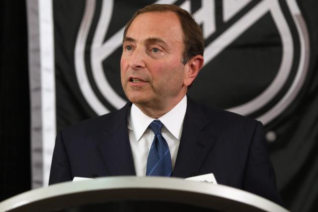 NHL Lockout: What to Expect When League and NHLPA Resume CBA Talks This Week