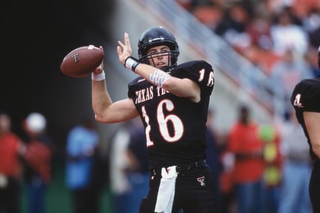 Texas Tech Football: Hiring Kliff Kingsbury Would Get School Back to Prominence