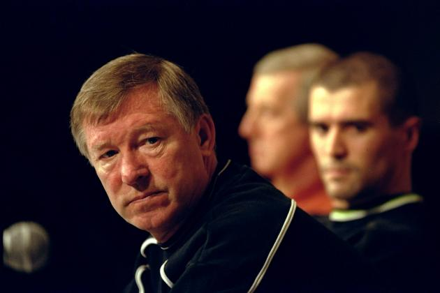 Life with Sir Alex: Read an Extract from Will Tidey's Book on Manchester United