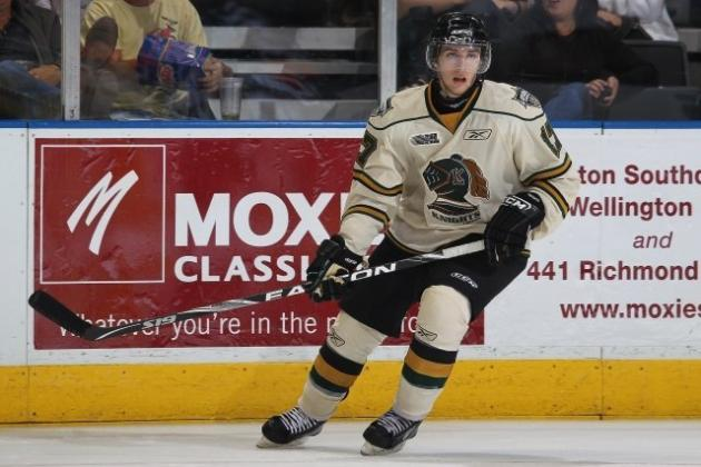 Boston Bruins Prospect Spotlight: Seth Griffith Continues Tearing Up the OHL