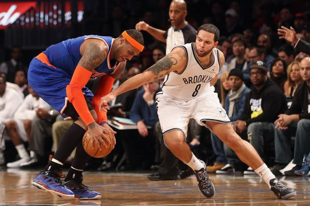 New York Knicks vs. Brooklyn Nets: Who's Got More Street Cred?