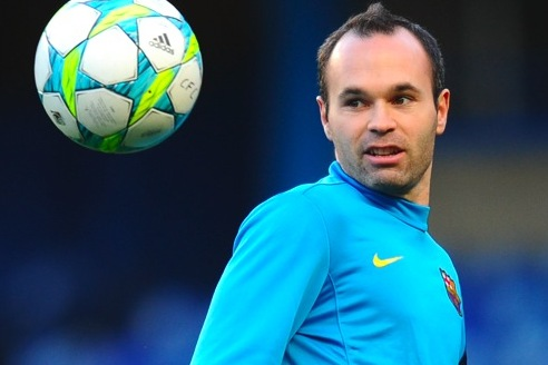 Making an Argument for Andres Iniesta to Win the Ballon d'Or